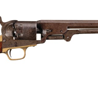 Metropolitan Arms Co. Navy Model Percussion Revolver