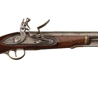 1812 Dated Virginia Manufactory Second Model Flintlock Pistol