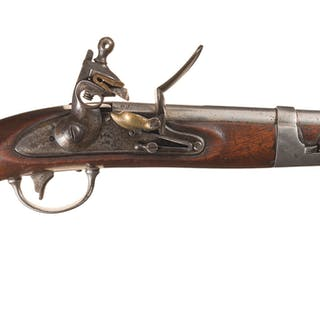 Simeon North U.S. Model 1816 Flintlock Pistol