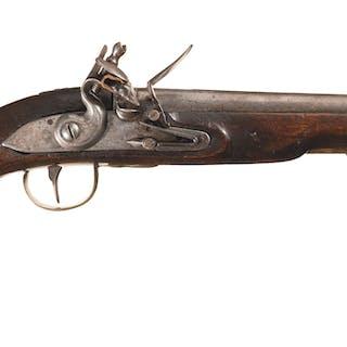 Copy of the British Light Model 1759 Pistol