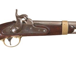 Fine U.S. Henry Aston Model 1842 Percussion Pistol