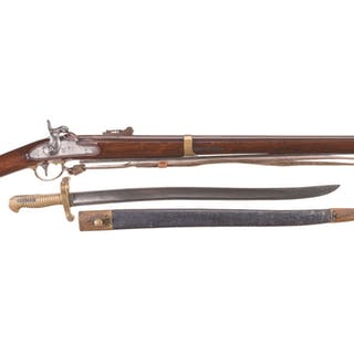 """U.S. Harpers Ferry Percussion Model 1841 """"Mississippi Rifle"""""""