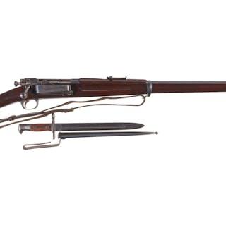 U.S. Springfield Armory Model 1892 Krag-Jorgensen Rifle