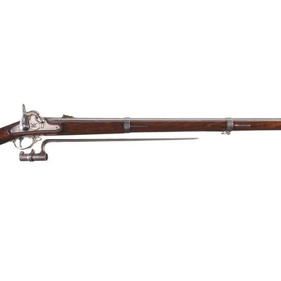 1859 Dated U.S. Springfield Model 1855 Percussion Rifle-Musket