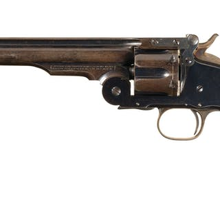 Exceptional U.S. Smith & Wesson Second Model Schofield