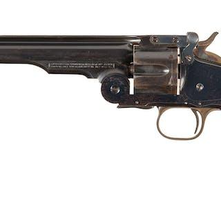 Civilian S&W Second Model Schofield Revolver