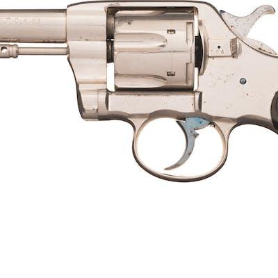 Excellent Antique Colt 1892 Revolver