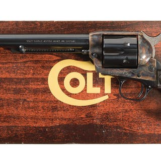Colt Third Generation Single Action Army Revolver in .44 Special