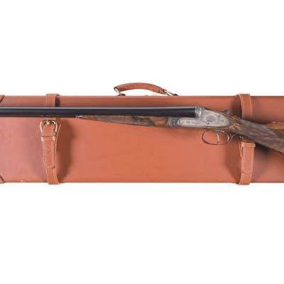French - Double Barrel Shotgun