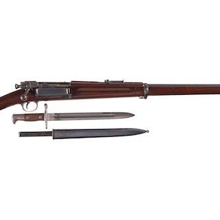 U.S. Springfield Armory Model 1892/96 Krag-Jorgensen Rifle