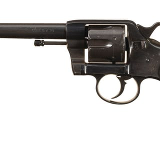 Antique Colt Model 1892 New Army Double Action Revolver