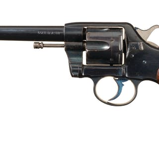 U.S. Colt Army Model 1896 Double Action Revolver
