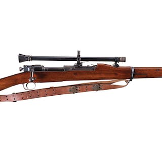 U.S. Springfield Model 1903 Sniper/Target Rifle with A-5 Scope