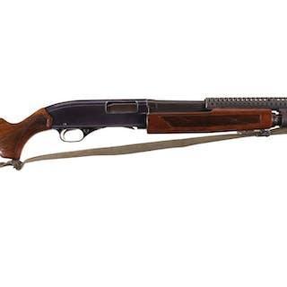 "Winchester Model 1200 ""Trench"" Shotgun, ""U.S."" Marked, Vietnam"