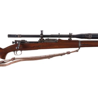 U.S. Springfield Armory Model 1903A1 Bolt Action Rifle