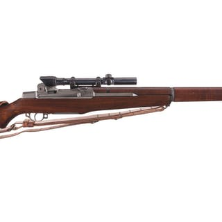 Springfield Armory M1C Sniper Rifle with Desirable M82 Scope