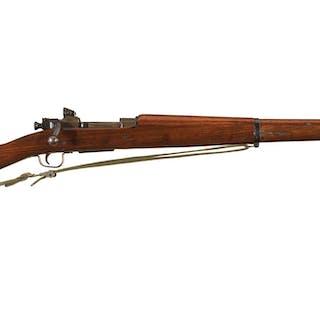 World War II U.S. Remington Arms Model 1903A3 Bolt Action Rifle