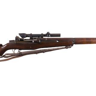 Springfield M1C Semi-Automatic Sniper Rifle