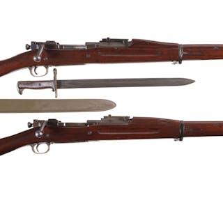 Two WWII U.S. Model 1903 Rifles