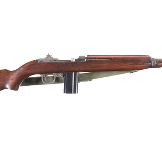 World War II US National Postal Meter Semi-Automatic M1 Carbine