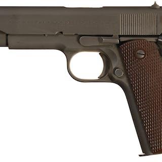 World War II U.S. Colt Model 1911A1 Semi-Automatic Pistol