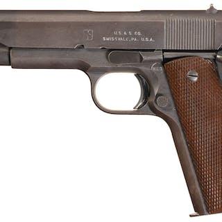 Union Switch & Signal Co. Model 1911A1 Semi-Automatic Pistol