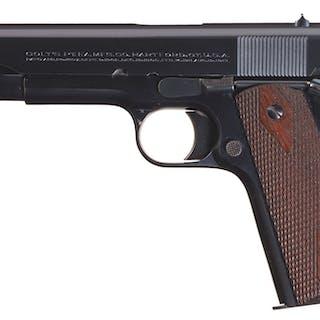 Excellent 1920 Production Colt Government Model Pistol