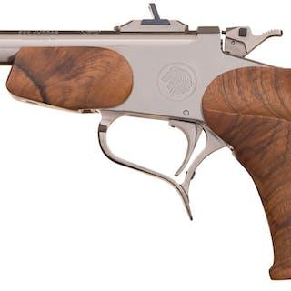 Scarce Lee Jurras Howdah Single Shot Pistol in .500 Jurras
