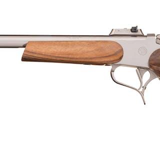 Scarce Lee Jurras Howdah Single Shot Pistol in .460 Jurras
