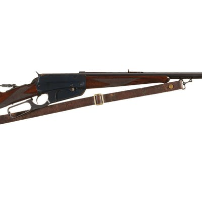 Winchester Semi-Deluxe Model 1895 Lever Action Rifle