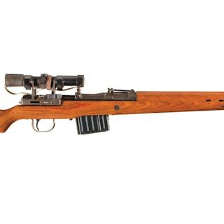 """Berlin-Lubecker """"duv 44"""" G43 Sniper Rifle, ZF4 Scope, Scope Case"""