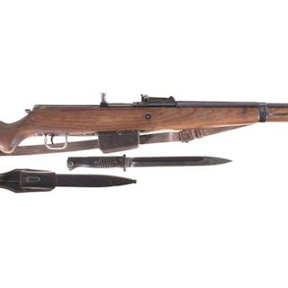 """Berlin-Lubecker """"duv 43"""" G41 Rifle w/Bayonet"""