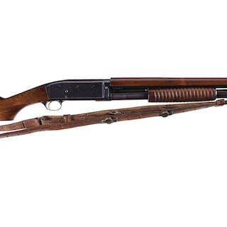 World War I Remington/UMC Model 10 Trench Style Shotgun