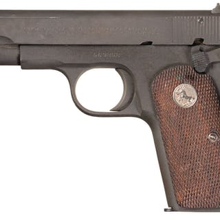 U.S. Colt Model 1903 with Holster and Mag Pouch