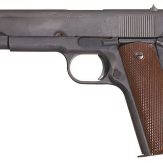 U.S. Union Switch & Signal Model 1911A1 Pistol