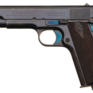 U.S. Army Contract Colt Model 1911 Pistol