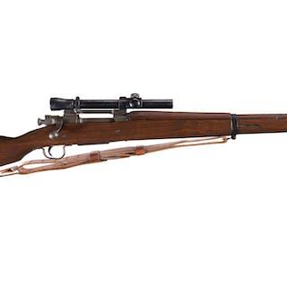 U.S. Remington 03-A4 Sniper Rifle w/Lyman Alaskan Scope