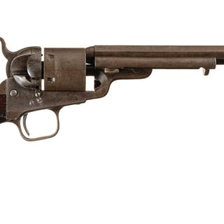 Colt Richards-Mason Conversion Model 1851 Navy Revolver