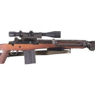 Springfield Armory Inc. M1A Rifle with ART 2 Scope