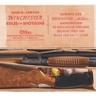 Winchester Model 12 Slide Action 20 Gauge Shotgun