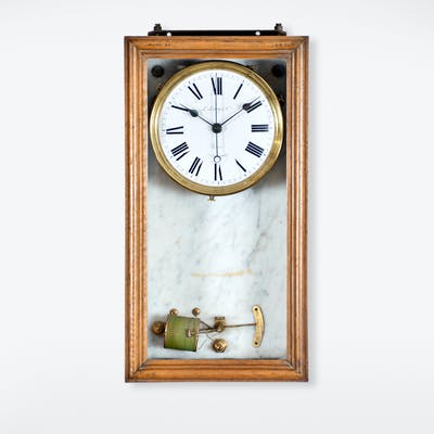 DESCRIPTION: Clock parts