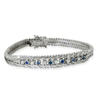 original Lalique Armband Glas mit Meisen-Motiv