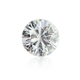 0,82ct Diamant Brillant P1/L