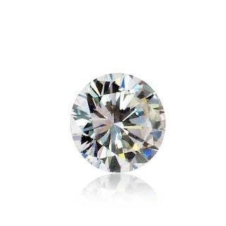 Diamant Brillant 0,55 ct., vsi 1 / K