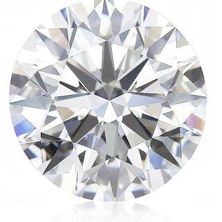 20.10ct Diamant,Brillant D FL hochfeines weiss+ Lupenrein Golconda