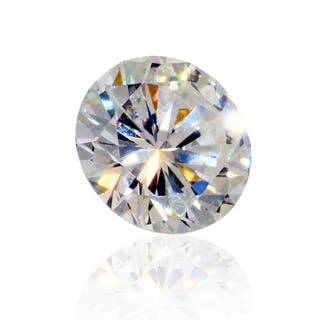 0,655 Diamant, Brillant si/I UV Fl | Diamanten