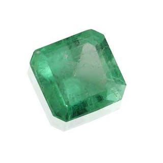 1,555 ct Smaragd |Edelstein Smaragd-Schliff