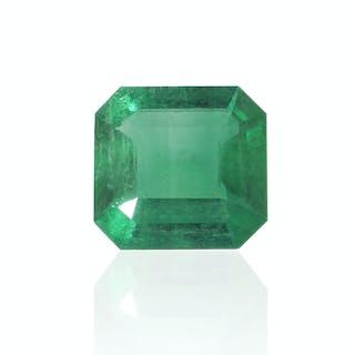 2,35 ct Smaragd Muzo Quatrat | Edelstein Smaragde