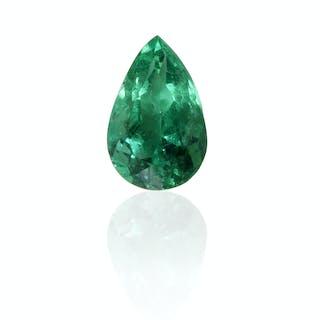 1,2ct Kolumbianischer Smaragd Tropfen Muzo | Edelstein