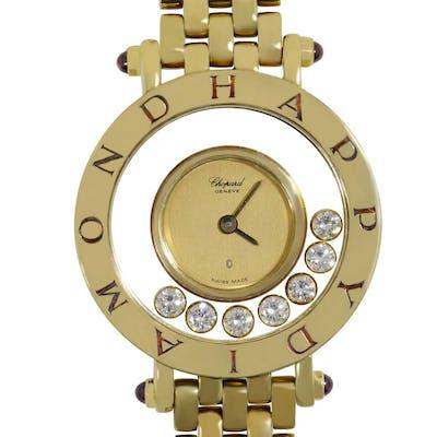 Tissot Schweizer Damen Armbanduhr 585 Gelbgold